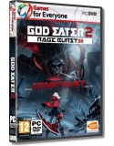 God Eater 2 - Rage Burst - 2 Disk