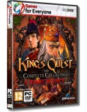 King's Quest - The Complete Collection - 2 Disk